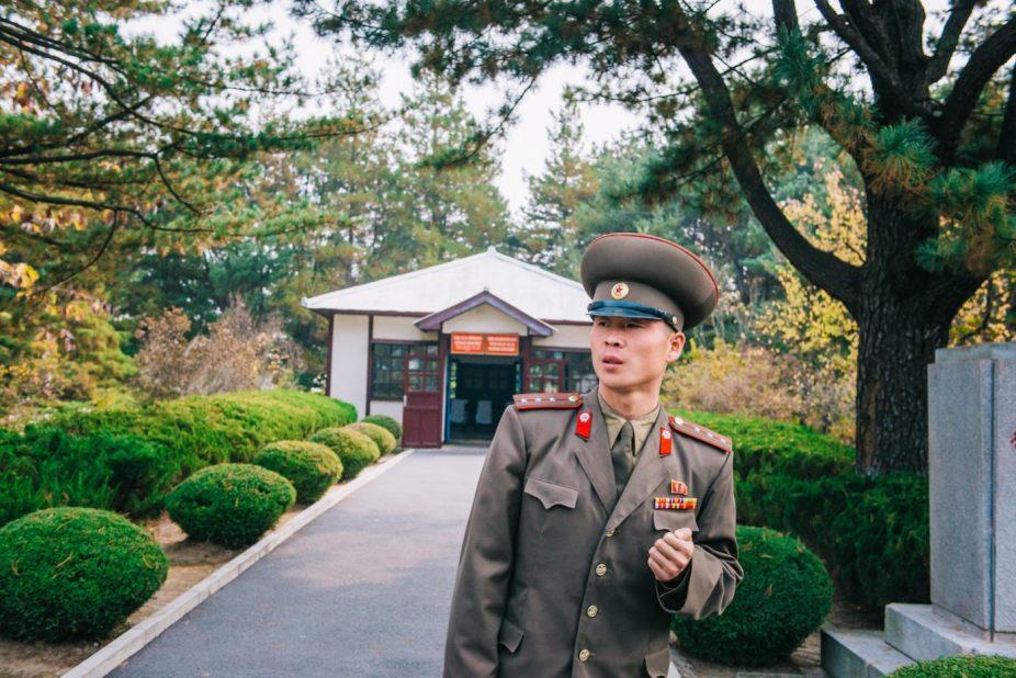 Korean Demilitarized Zone tour