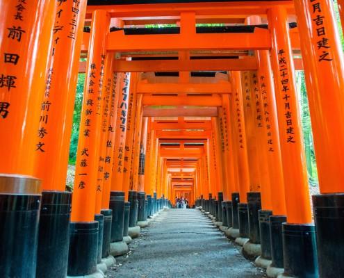 inari shrine japan